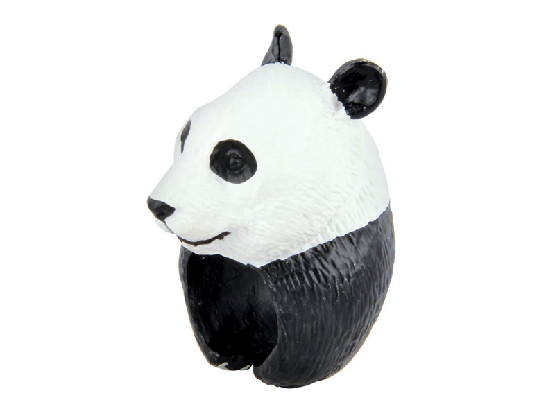 Panda ring toy kids ring toys simulation animal gift