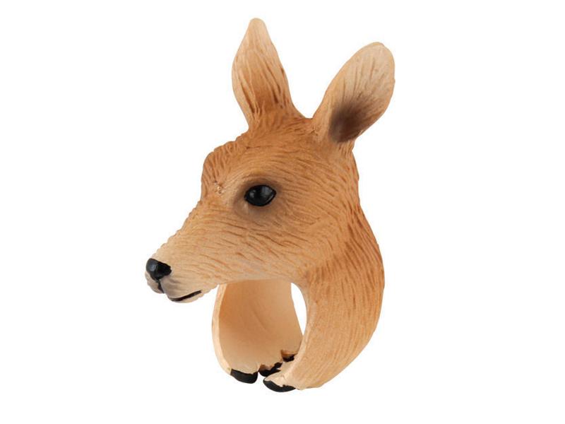 Kangaroo ring toy kids ring toy Australia souvenir gift