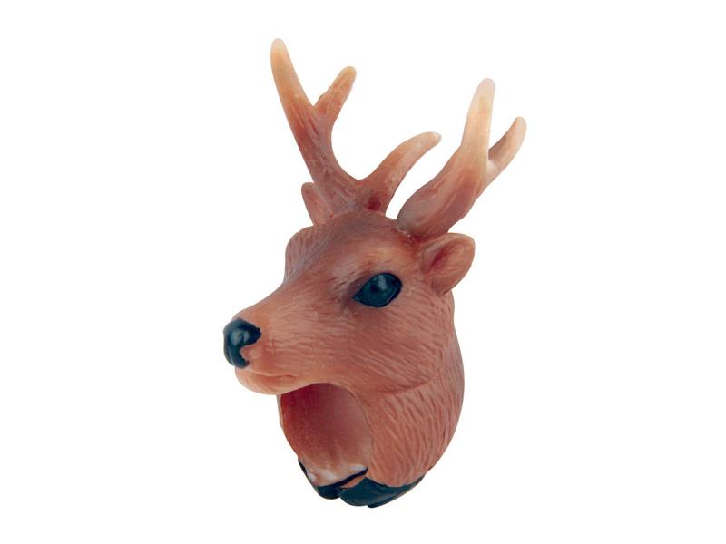 Elk ring toy kids ring toy novelty animal gifts