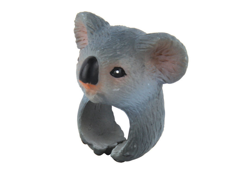 Koala animal ring toy kids ring toy Australia souvenir gift