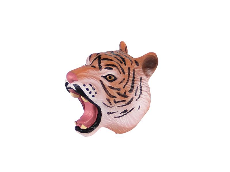 Wild animal magnet tiger animal toy promotion magnet toys