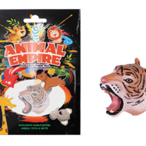 Wild animal gift tiger magnet toy promotional toys
