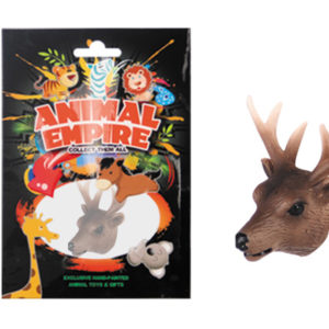 Animal souvenir elk magnet toy promotional toys