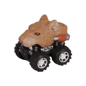 Animal Car Lion animal car toy friction animal vehicles