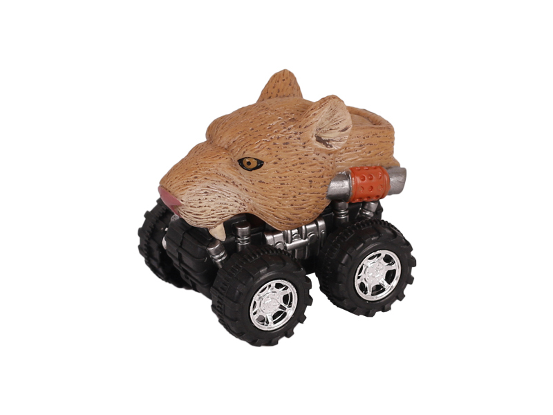 Animal Car Lion animal car toy friction animal vehicles