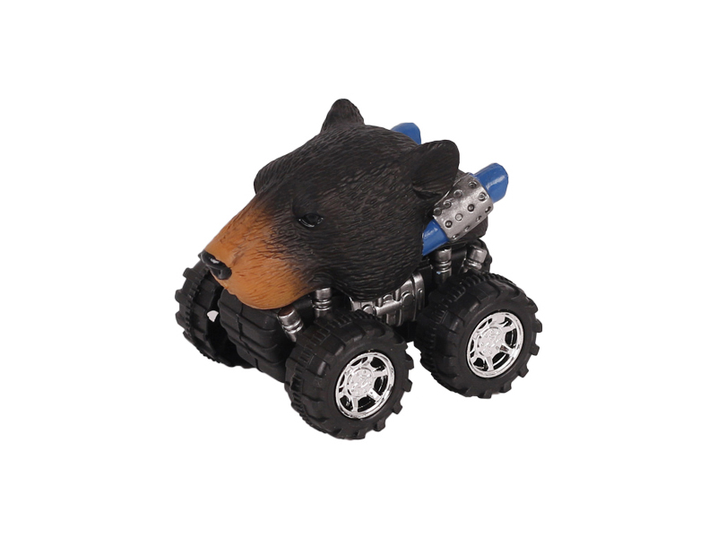 Animal Car Black Bear animal car toy friction animal vehicles