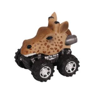 Animal Car Giraffe animal car toy friction animal vehicles