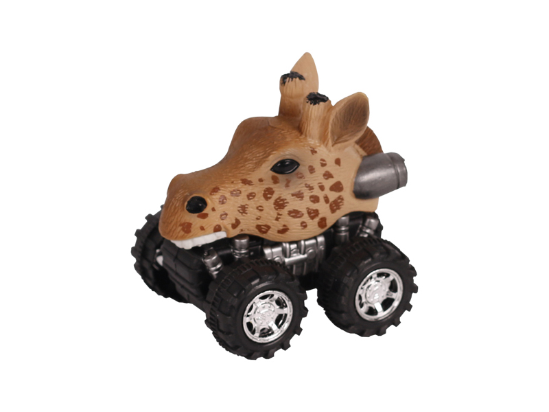 Animal Car Giraffe animal car toy friction animal vehicles