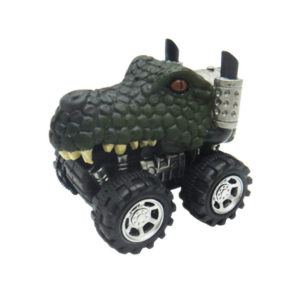 pull back crocodile animal car toy friciton animal