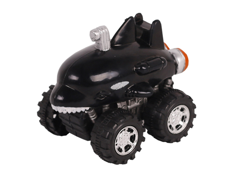 Ocean animal car pull back car toy friciton killer whale vehicle toys