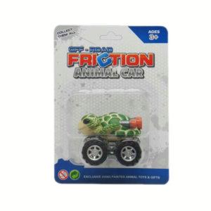 friction turtle toy animal car toys pull back animal
