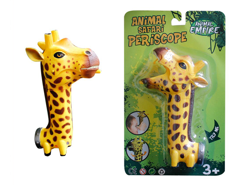 Giraffe periscope toy animal periscope novelty toy