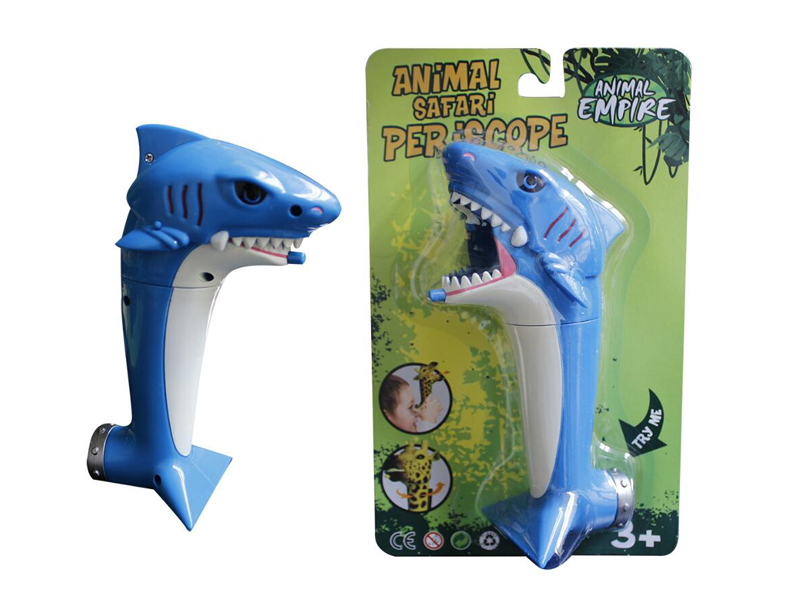 Shark periscope toy animal periscope novelty toy