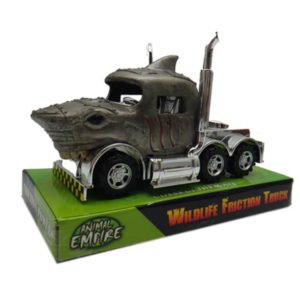 Animal truck toy Animal empire shark container truck