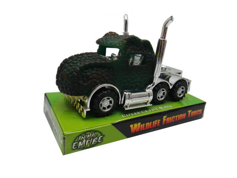 Dinosaur truck toy Animal empire t rex truck toys