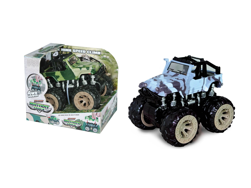 Jeep toy friction car 4wd vehicle toy