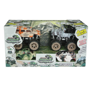 4wd monster truck toy car friction vehicle