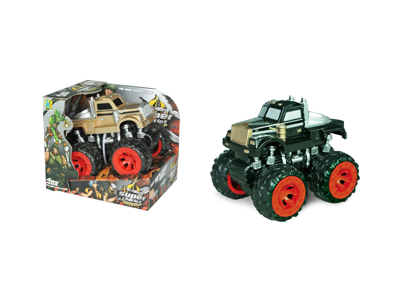 Monster car friction truck toy vehicle toy