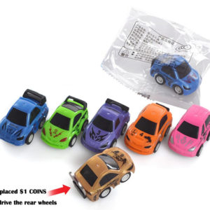 Pull back car racing car toy small car
