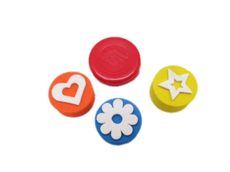 Eva stamps educational toy stamp toy