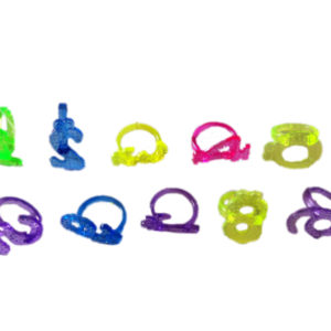 Number rings cheap rings finger ring toy