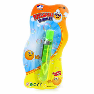 toucheable bubble pen bubble toy promotion toy