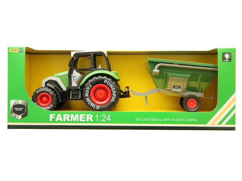 Farmer truck diecast car toy vehicle toy