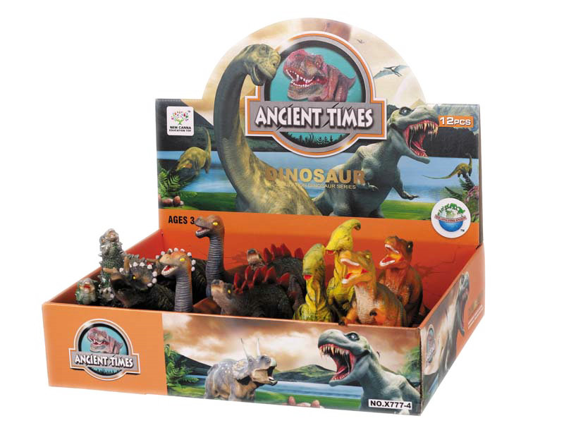Soft dinosaur toy animal toy cute toy