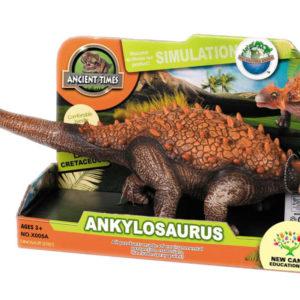 Ankylosaur toy animal toys cute dinosaur