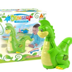 Mini dinosaur B/O toy cartoon toys