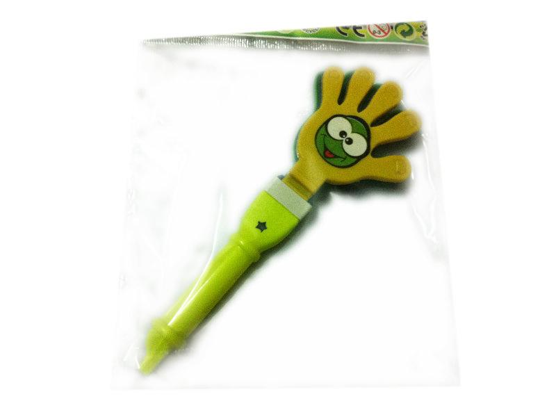 Hand clapper noise maker clapper toy