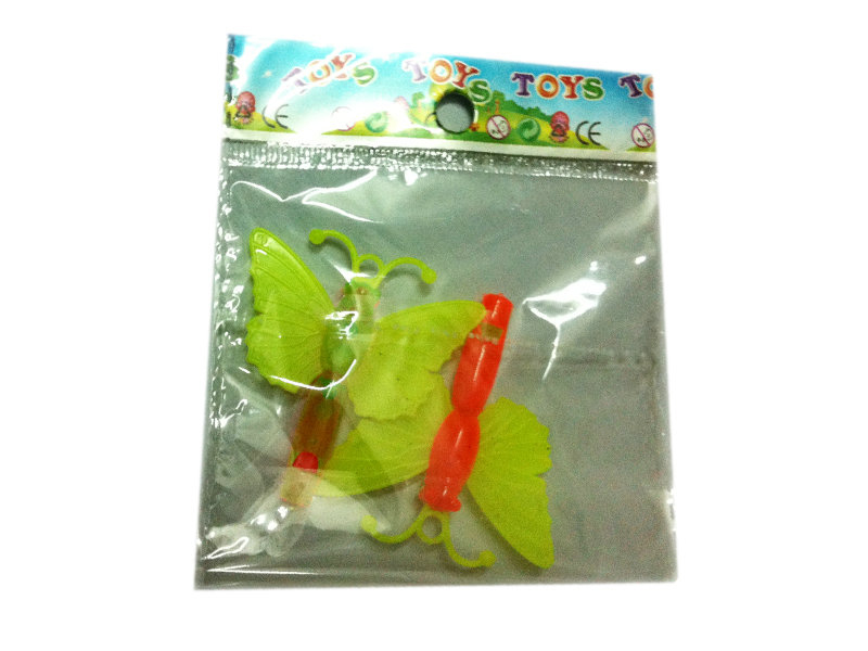 Butterfly whistle toy whistle animal whistle