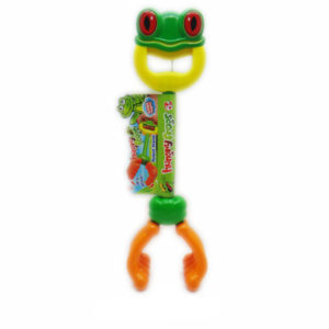 Frog robot hand toy animal manipulator catch thing toy