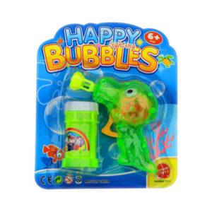 Cute bubble gun mini toys outdoor toy