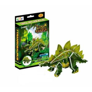 Dinosaur toy puzzle intelligent toy 3D puzzle