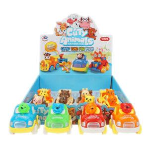 Animal cartoon car cute toys vehicel toy