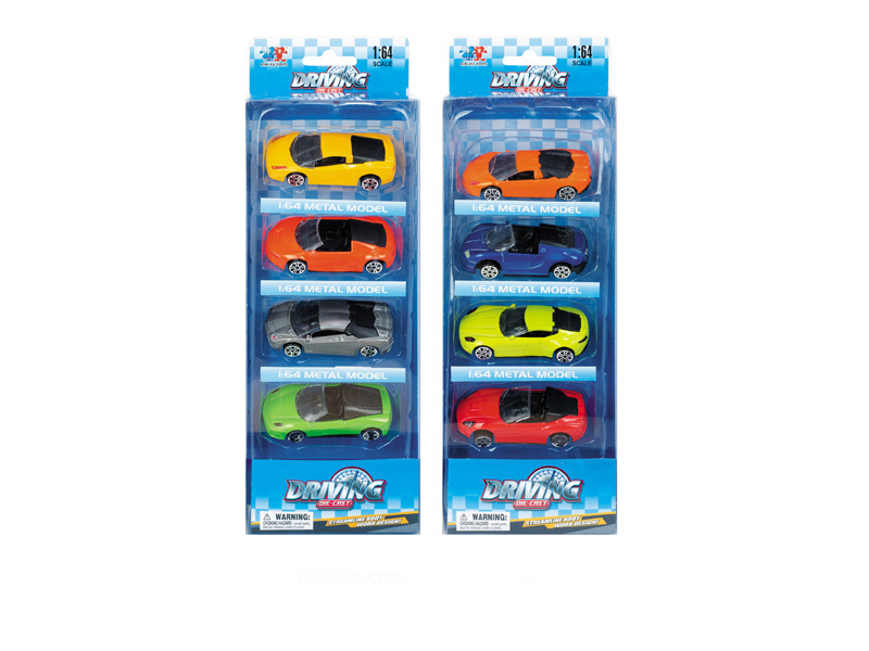 Sport car diecast car vehicle toy for kids