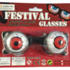 Festival glasses scaring glasses halloween glasses toy