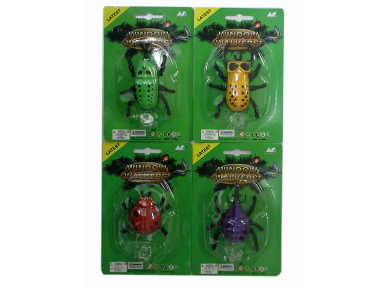 Wall Climbing beetle toy wall climber