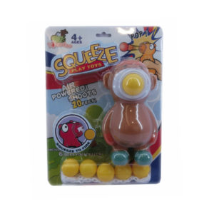 Squeeze popper toy bear toy cartoon toy