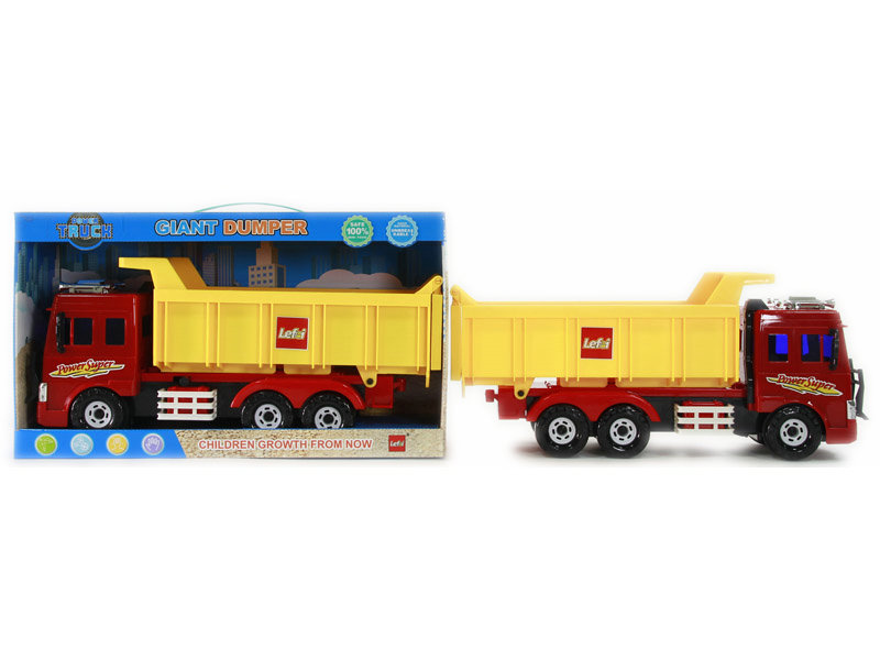 Truck toy friction power car vehicle toy
