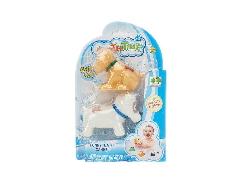 Bath toy spray water toy animal toys