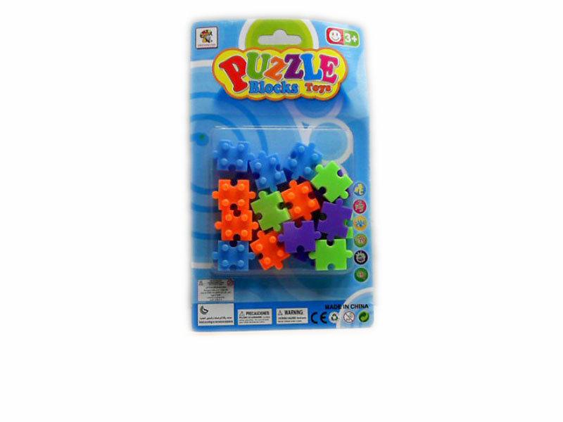 Blocks 16PCS puzzle building block for kids
