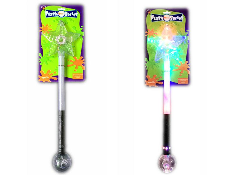 Flash star stick festival toy cute toy