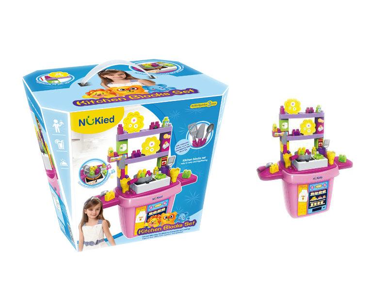 Kitchen set toy funny toy plastic toy