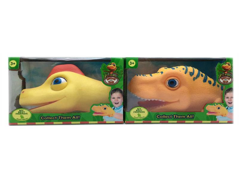 Hand puppet dinosaur toy animal toy