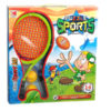 Tennis set toy sports toy outdoor toy