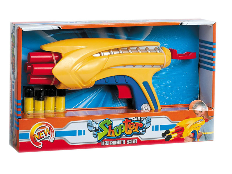 Shooter toy soft air gun outdoor toy