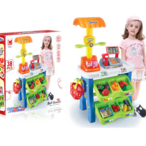 Cute toy set supermarket toy funny toy