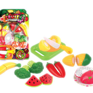 Fruit toy vegetable toy cutting toy